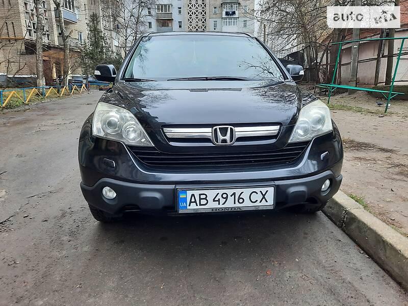Honda CR-V 2007 в Могилев-Подольске