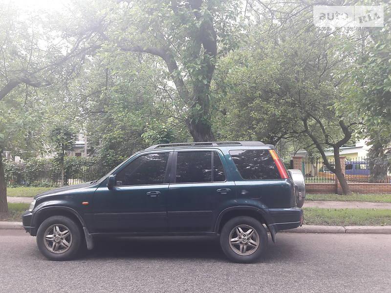 Универсал Honda CR-V 1998 в Краматорске