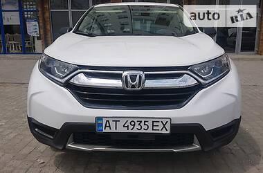 Внедорожник / Кроссовер Honda CR-V 2019 в Ивано-Франковске