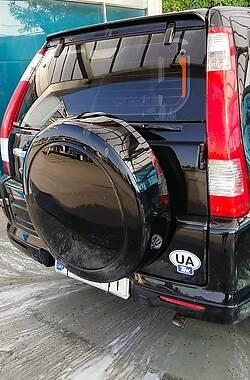 Позашляховик / Кросовер Honda CR-V 2005 в Кам'янському