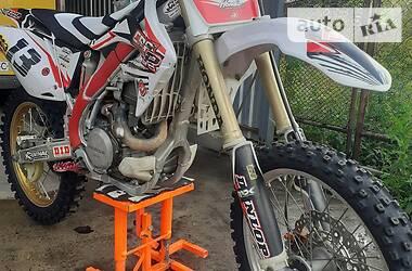 Мотоцикл Кросс Honda CRF 450 2008 в Червонограде