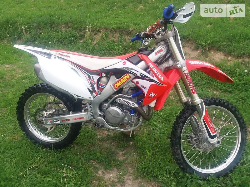 Honda CRF 2011 в Коломые
