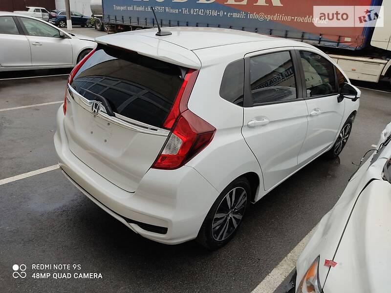 Хэтчбек Honda Fit 2020 в Киеве
