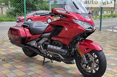 Мотоцикл Спорт-туризм Honda GL 1800 2018 в Стрые