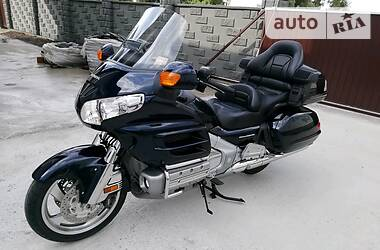 Мотоцикл Туризм Honda GL 1800 2009 в Киеве