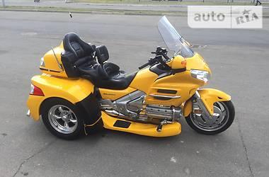 Honda Gold Wing 2010