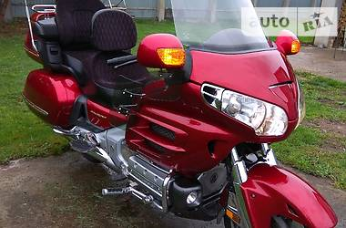 Honda Gold Wing 2003 в Львове