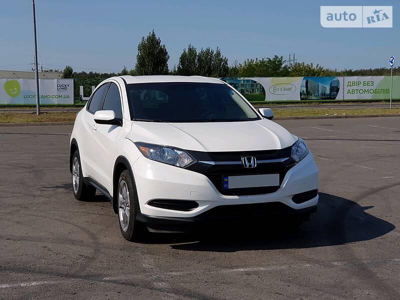 Honda HR-V 2018 в Киеве