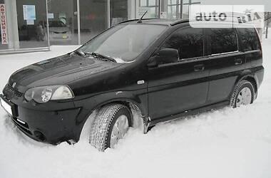 Внедорожник / Кроссовер Honda HR-V 2005 в Харькове