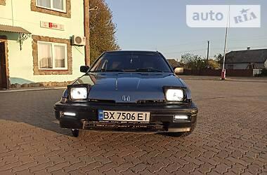 Honda Integra 1990 в Сторожинце