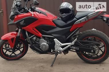 Мотоцикл Внедорожный (Enduro) Honda NC 700 2013 в Мене