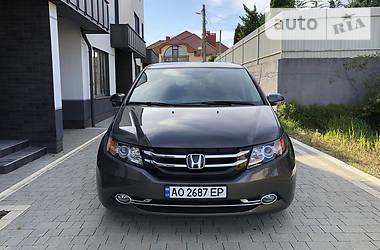 Honda Odyssey 2016 в Ужгороді