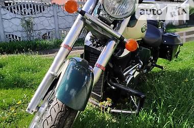 Мотоцикл Чоппер Honda Shadow 400 2000 в Кременчуге