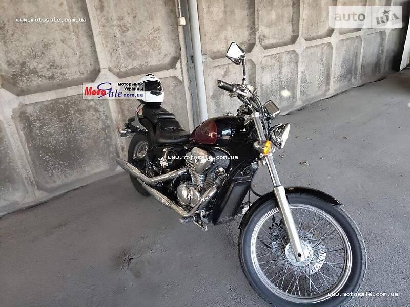 Honda Steed