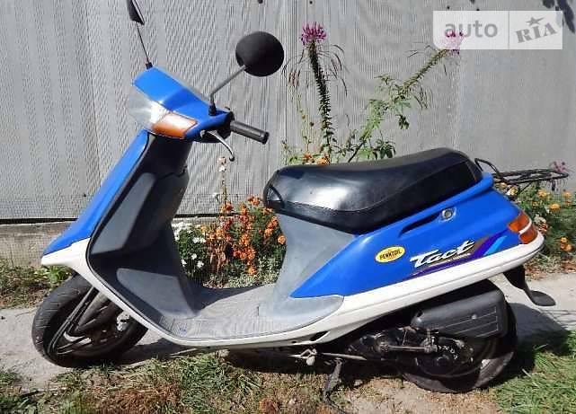 Honda Tact 2004 в Лубнах