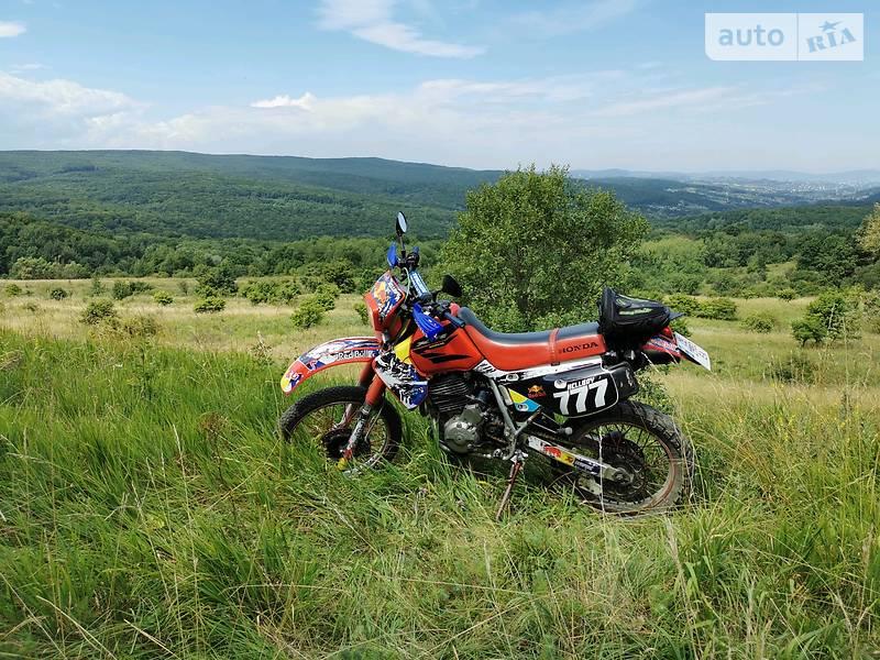 Мотоцикл Внедорожный (Enduro) Honda XR 650 2005 в Черновцах