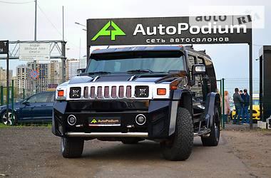 Hummer H2 2008 в Києві