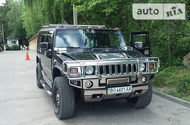 Hummer H2 2003 в Кременце