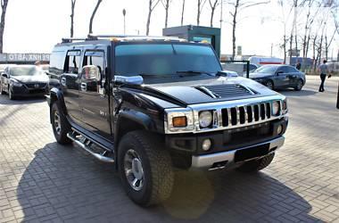 Hummer H2 2008 в Полтаве
