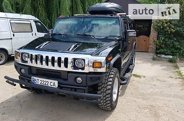 Hummer H2 2002 в Новой Каховке