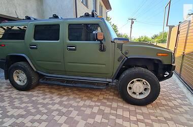 Позашляховик / Кросовер Hummer H2 2003 в Одесі