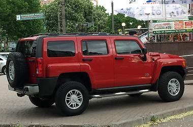 Hummer H3 2008 в Умані