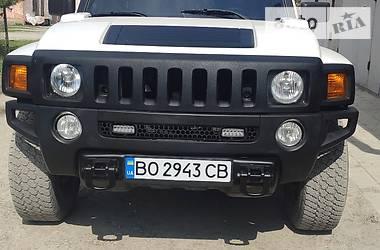 Hummer H3 2008 в Тернополе