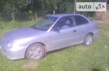 Hyundai Accent 1995 в Ивано-Франковске