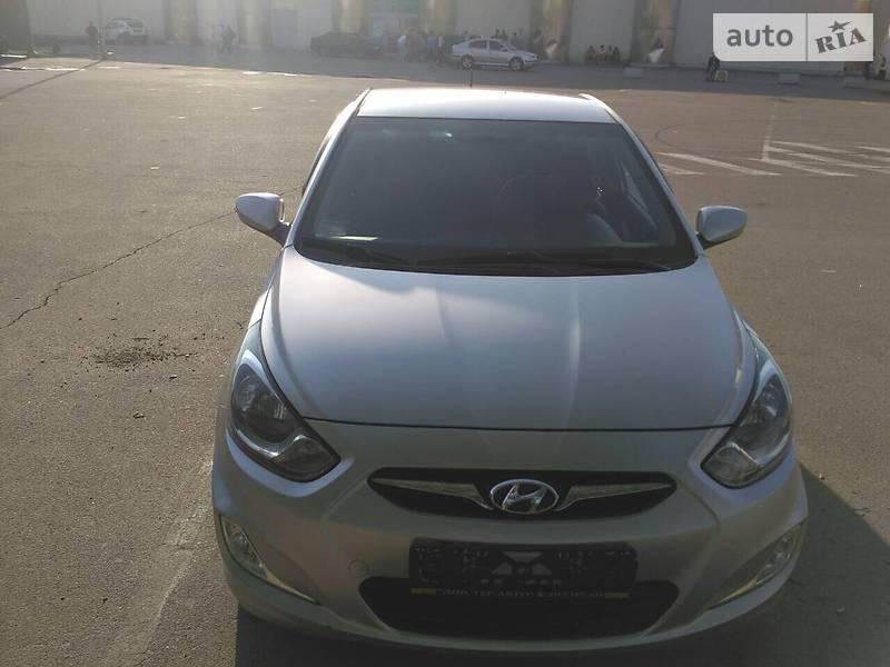 Hyundai Accent 2011 в Львові