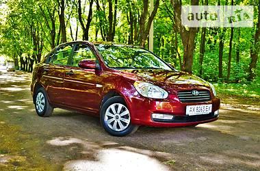 Hyundai Accent 2007 в Харькове