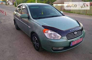Hyundai Accent 2007 в Корсуне-Шевченковском