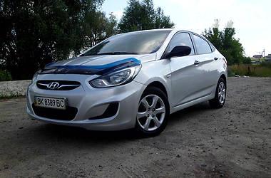 Hyundai Accent 2011 в Ровно
