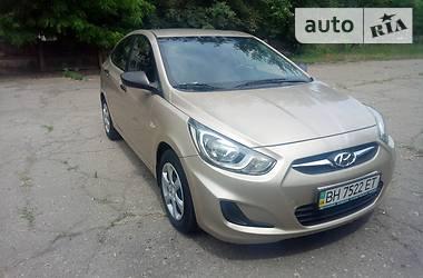 Hyundai Accent 2015 в Синельниково