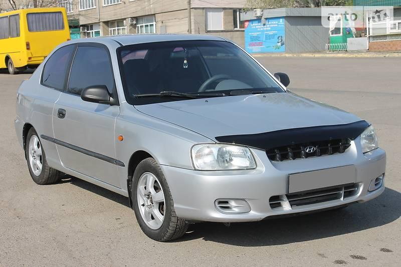 Hyundai Accent 2000 року в Миколаїві