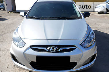 Hyundai Accent 2013 в Запорожье