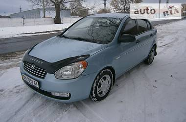 Hyundai Accent 2008 в Ахтырке