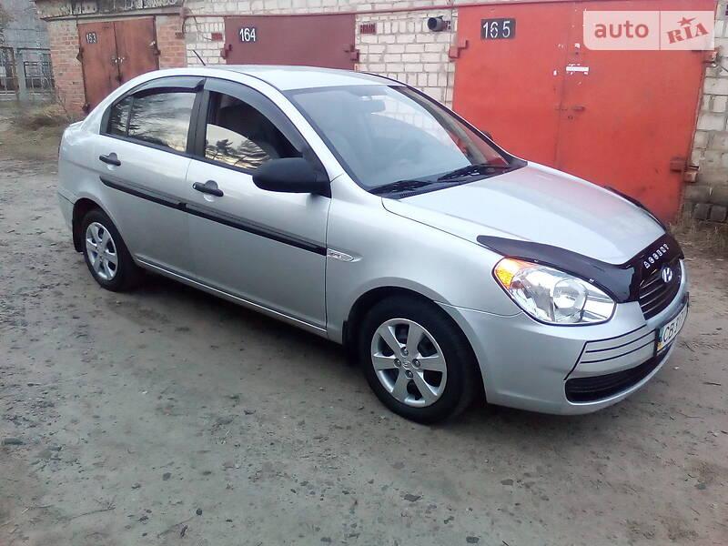 Hyundai Accent 2009 в Чернигове