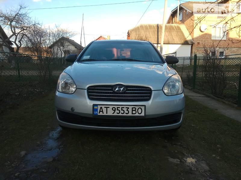 Hyundai Accent 2009 в Болехове