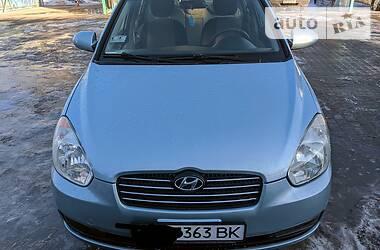 Hyundai Accent 2006 в Надворной