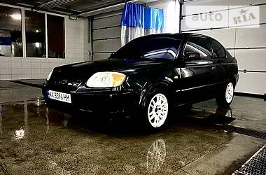 Hyundai Accent 2003 в Харькове