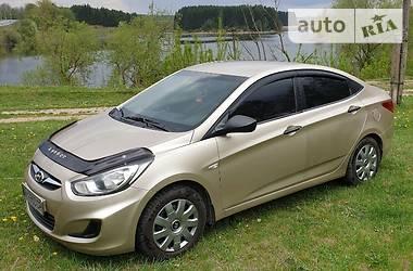 Hyundai Accent 2011 в Бердичеве