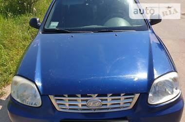 Hyundai Accent 2005 в Житомире