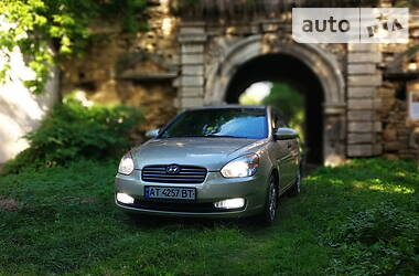 Hyundai Accent 2008 в Калуше