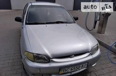 Hyundai Accent 1995 в Червонограде
