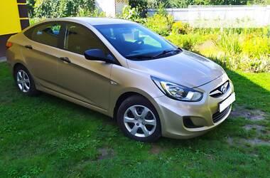 Hyundai Accent 2013 в Чернигове