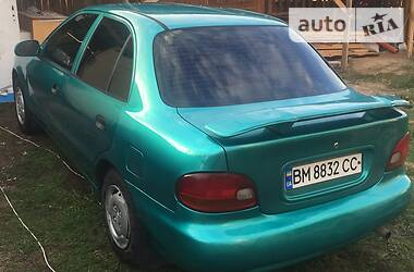 Hyundai Accent 1995 в Бурыни
