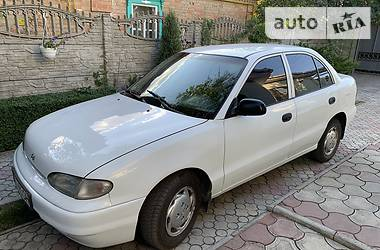 Hyundai Accent 1995 в Александрие