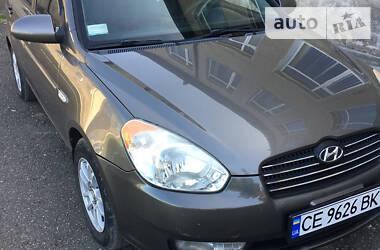 Hyundai Accent 2008 в Черновцах