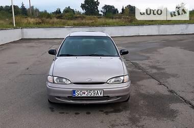 Hyundai Accent 1996 в Мукачево