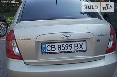 Hyundai Accent 2008 в Чернигове